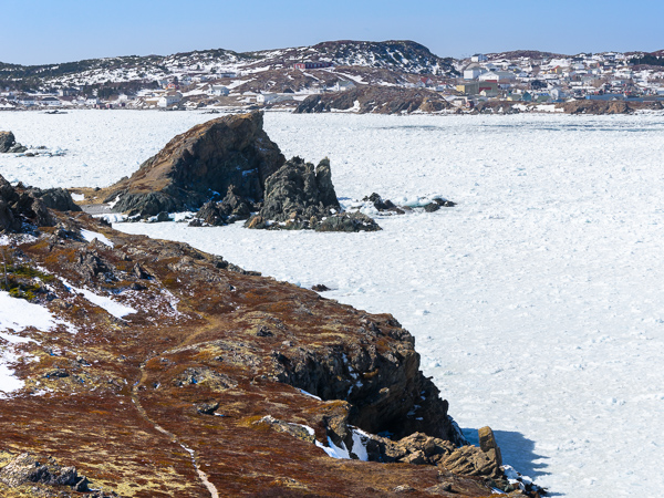Ice & Trails - Twillingate/Durrell