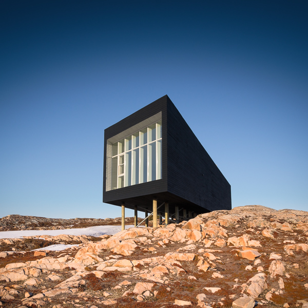 Zita Cobb's Long Studio - Joe Batt's Arm, Fogo island