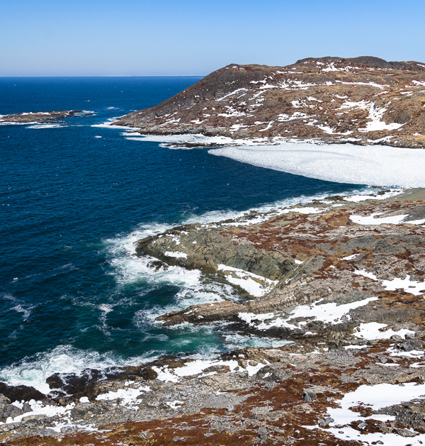The view from Brimstone Head - Fogo Island