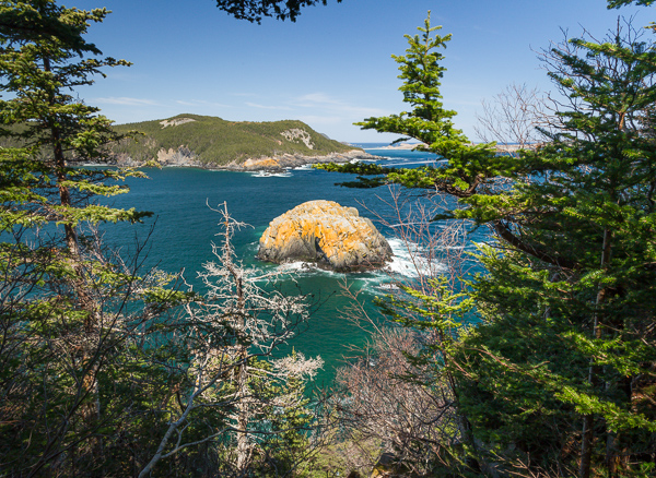 Spurwink Island - Spurwink Island Path