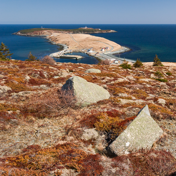 Fantastic Ferryland views - Caplin Bay Path