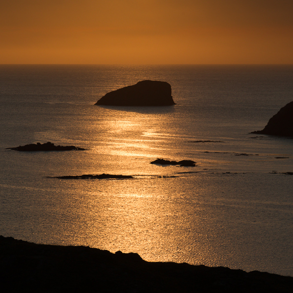Island sunset - Twillingate