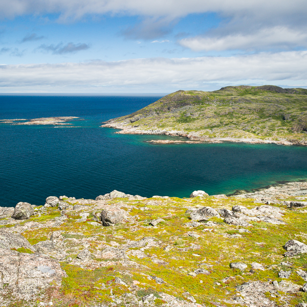 View from Brimstone Head - Fogo Island