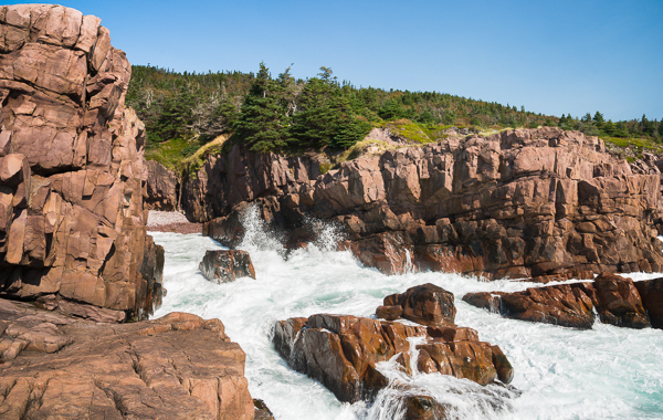 Square Rock Gulch - Cape Spear Path