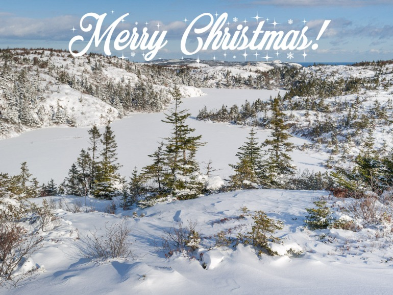Merry Christmas and many happy hikes in 2017!