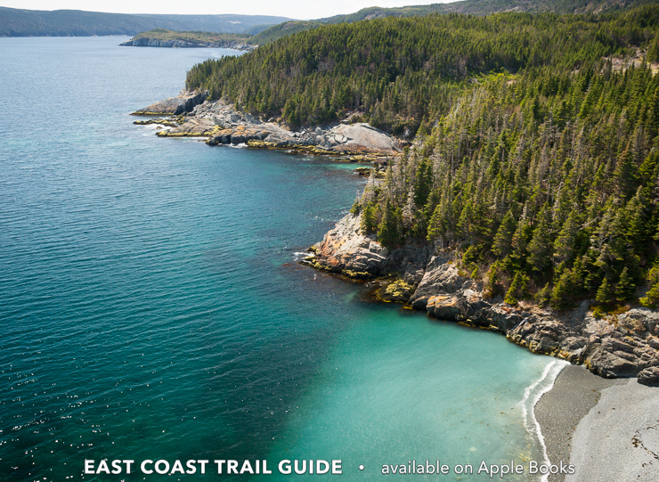 Tar Cove Beach - Brigus Head Path