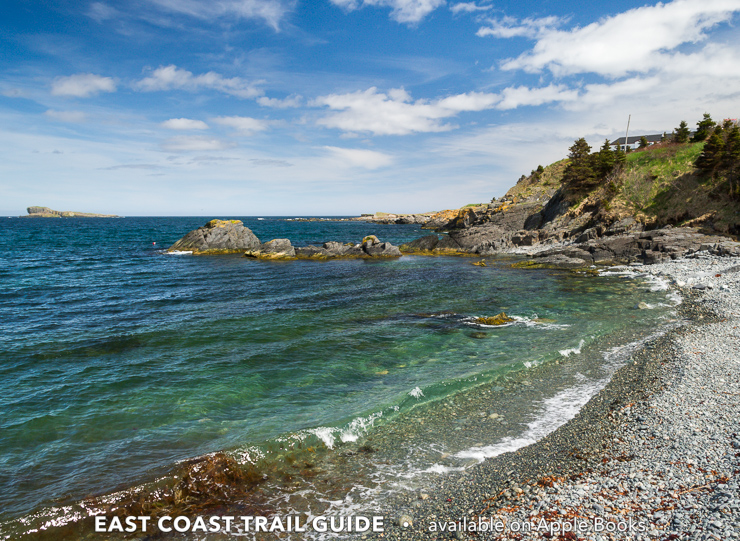 Freshwater Cove - Caplin Bay Path