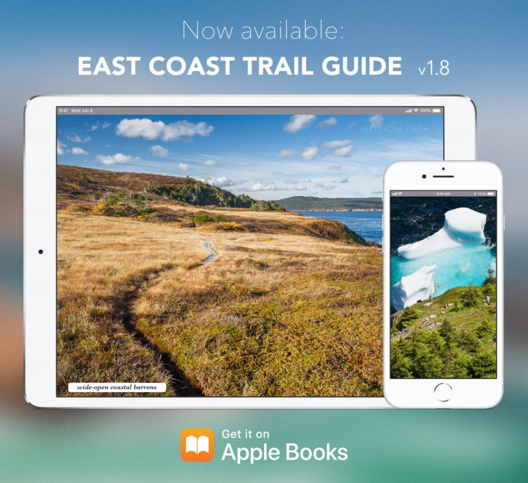 East Coast Trail Guide, v1.8